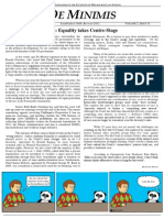 MLS De Minimis Vol 2. Issue 11