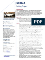 Fact Sheet USAID Business Enabling Project 2013-08