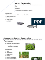 aquaponics system engineering