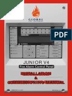 Junior V4 Installation Manual