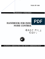 Handbook of Industrial Noise Control