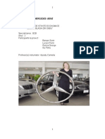 31688945 Auditul de Marketing Mercedes (1)