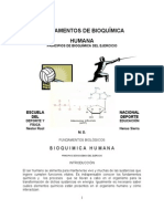DOCUMENTO BIOQUÍMICA 2006