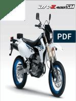 DR Z400SML3 Brochure