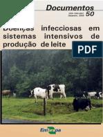 Doenças infecciosas em rebanho leiteiro