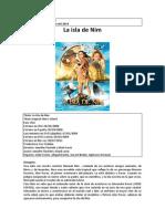 La Isla de Nim (1) Marcp