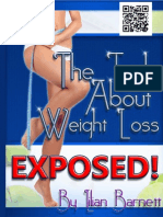 The Truth About Weight Loss – EXPOSED!
