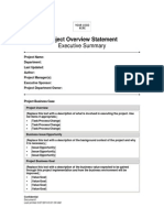 Template Project Overview Statement .docx