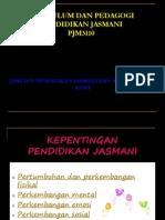 Kurikulum Dan Pedagogi Pj 3