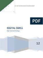 Digital Smell technologyl