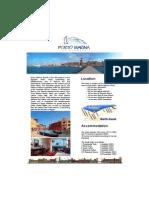 Fact Sheet Porto Marina