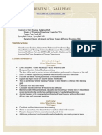 resume 2014 pages