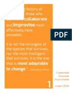 Creatief Leiderschap - Creativiteit, Innovatie en Improvisatie