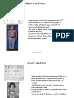 karyotype work