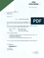 Pengumuman Rekrutment Dari Kimia Farma