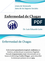 Chagas Charla
