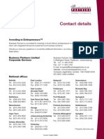 Business Partners Corporate Profile