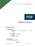 Ingenieria Del Proyecto Pichanaky