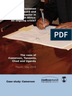 04 Case Study Cameroon