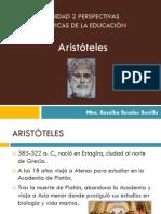 Aristoteles y La Educacion