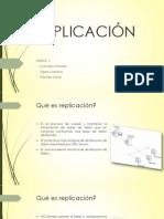4. Replicacion