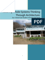 Fostering Whole-Systems Thinking Through Architecture