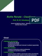 Boli Renale - Clasificare-facut