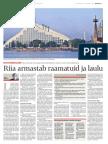 Riga - European Capital of Culture