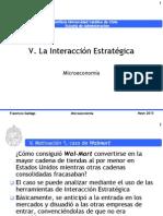 Slides 4 - Interacción estrategica