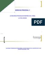 Recursos en El Proyecto de C Procesal Civil