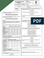 GUF-FO-003 Encuesta de Satisfacción de Urgencias
