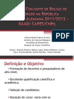 Programa Conjunto de Bolsas de Doutorado na República