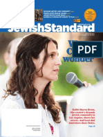 North Jersey Jewish Standard - March 28, 2014. Including supplements, About Our Children and Spring Style