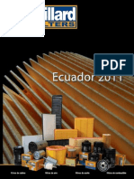 Millard Ecuador Catalog Cross References