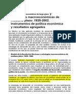 modelos económicos y estrategias 1935-2002