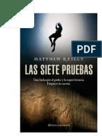 Las Siete Pruebas - Matthew Reilly