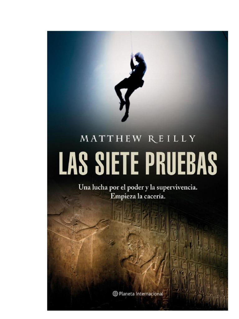 sale retailer fec4c b5671 Las Siete Pruebas - Matthew Reilly