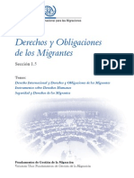 Derechos Del Migrante