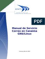 Manual Correo Postfix Linux