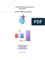 April 2013 MPRE Prep Version PDF