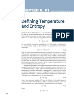 Tipler More Chapter 8 1-Defining Temperature and Entropy