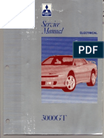 ServiceManual Mitsubishi 3000GT 1992-1996 Vol.2 Electrical