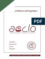 Manual Logotipo Aeclo e
