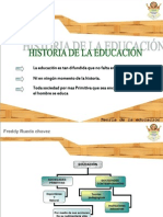 Educacion en La Edad Media