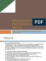 educacionyreligionenlaedadmedia