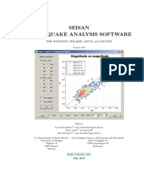 seisan   File Format   Directory (Computing)
