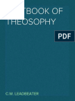 Textbook Of Theosophy