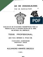 Amante Orozco Alejandro Tesis
