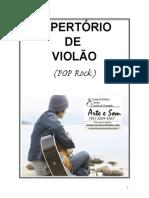Repertorio de Violao Pop Rock