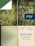 Manual Biologie Clasa a Ix A